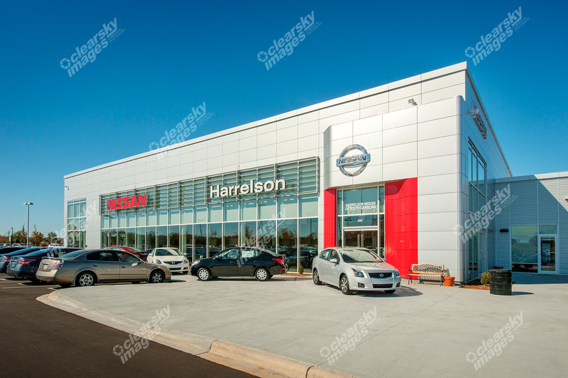 Superior Clear Sky Images Commercial Photography | Harrelson Nissan | Harrelson  Nissan Rock Hill Sc 306