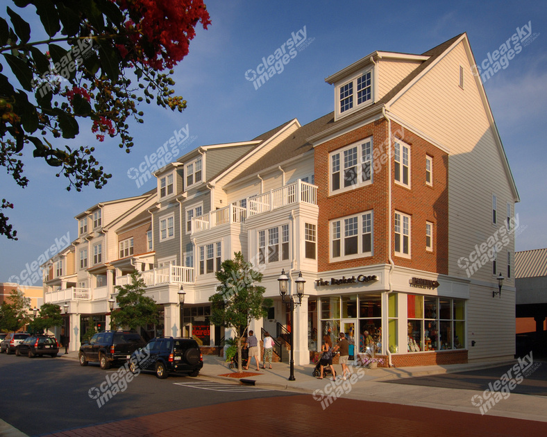 Clear Sky Images Commercial Photography   Birkdale Village