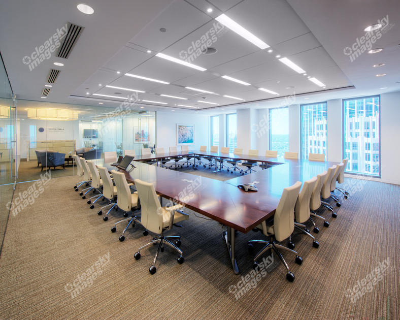 Clear sky images commercial photography boa interiors for Bank ballroom with beautiful mural nyc