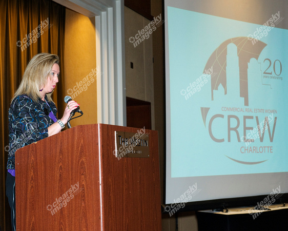 CREW Awards Event