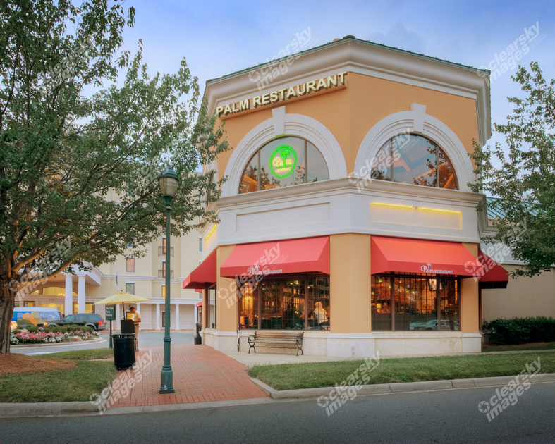 Clear sky images commercial photography philips place for 8 the salon southpark charlotte nc